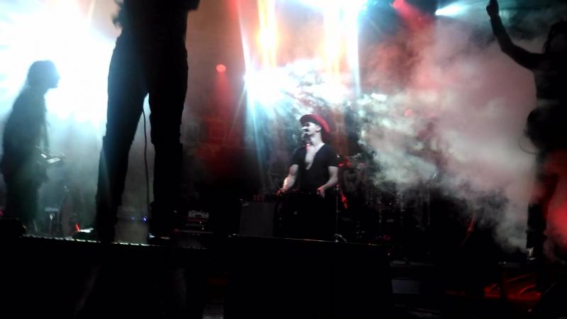 18.06.2016 Helsinki Combichrist (feat. LOTL)