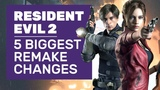 Mr X, Ada Wongs X-Ray Gun And 5 Best Resident Evil 2 Remake Changes