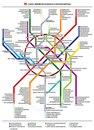 Карта метро москвы, центра города к Карта метро г москвы - карта метро москва, схема метро москва, схема московского.