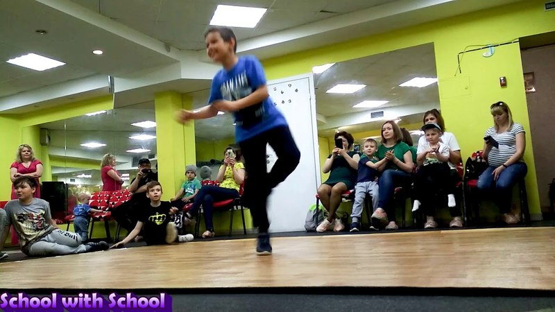 Best B-boy (School with School 3)