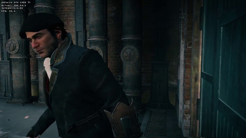 Assassins Creed Syndicate Linux DXVK