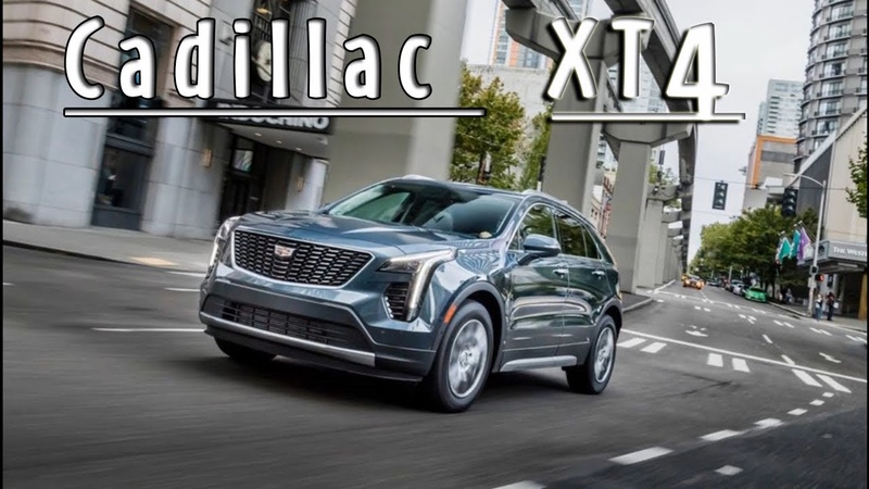 Cadillac XT4 2019 will be released soon