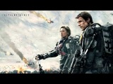 Edge of Tomorrow - Official Trailer Soundtrack (Fieldwork - This Is Not The End, HD)