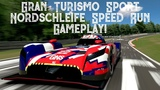 Gran Turismo Sport - PS4 Pro Nordschleife Speed Run Nissan GT-R LM Nismo