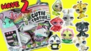 Poopsie Cutie Tooties Wave 2 FULL BOX Opening Marshmallow Surprise Slime Inside Super Ultra Rares