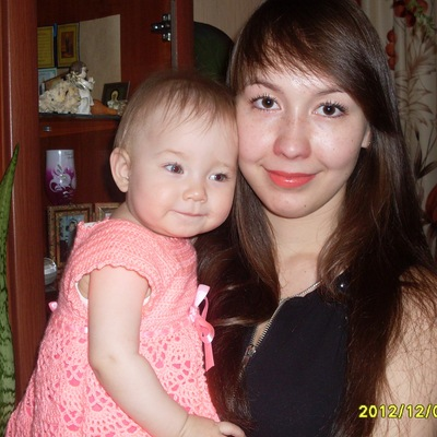 Алина Семенова, 16 марта , Нижневартовск, id105430085
