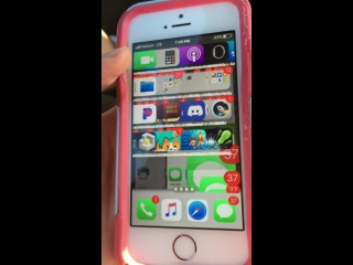 Баг в iOS