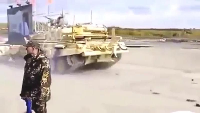 Новейшая бронетехника России