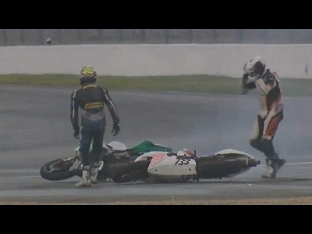MotoGP Superbike crashes new 2013 compilation HD