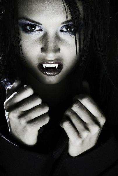 фото вампиры красивые