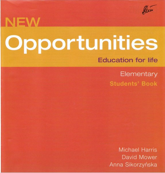 гдз opportunities elementary