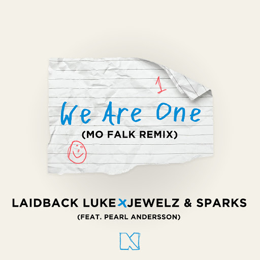 Laidback Luke альбом We Are One (feat. Pearl Andersson) (Mo Falk Remix)