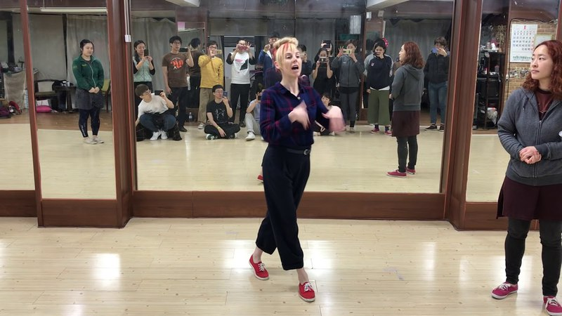 AJW 2018 Class Recap: Jo - Clap Dance