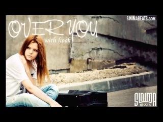 Sinima Beats - OVER YOU with HOOK (Pop Instrumental) Sinima Beats