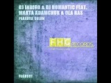 DJ Indigo and DJ Romantic ft Marta Adamchuk and Ola Ras Paradise Dream (Radio Mix)