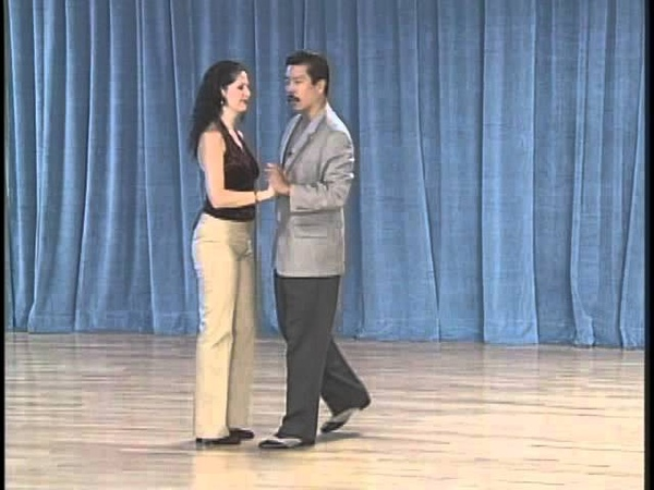 Argentine Tango Milonguero Style (Close Embrace) Volume 1
