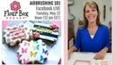 Flour Box Facebook Live: Airbrush 101