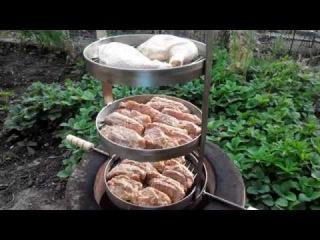 Блюда из тандыра 1