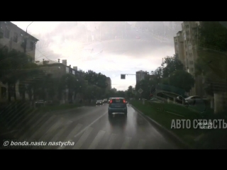 Новые Записи с АВТО Видеорегистратора за 19.06.2018 VIDEO № 945