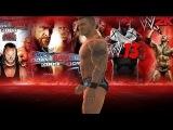 Эволюция Рэнди Ортона в играх WWE (SvR 2006-WWE 2K14)