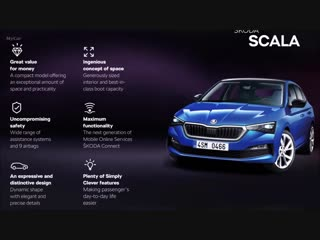 2019 Skoda Scala - All Colors, Interior, Exterior Features