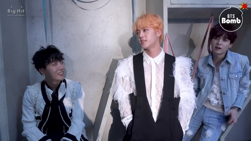 [BANGTAN BOMB] Behind story at morning of MUSIC BANK day (180831) - BTS (방탄소년단)