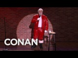 Santa Claus Stand-Up 12/19/16 - CONAN on TBS