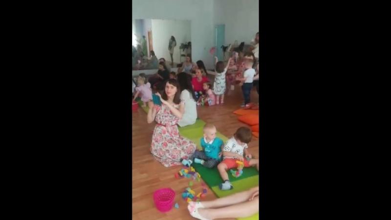 Беби-концерт в Козе-егозе. В гостях Павел Мальцев и Алина Рудольф