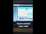 Rewired code