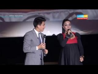 ТРК Казахстан Диана Шарапова - Гена Кинг əні!