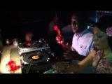 Legio SPQR DJ's. Barcelona Beach Beer &amp Chaos. 0400 am, August 23rd, 2014.