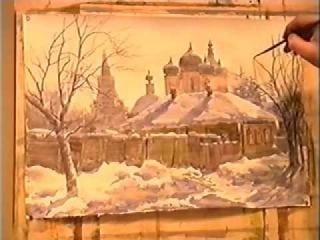 Зимний день (С.Андрияка)