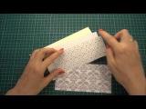 Как сделать конверт для денег своими руками - Скрапбукинг мастер-класс / Aida Handmande