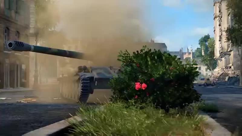 [v-s.mobi]Маус в центре поля - музыкальный клип от Michael Frost [World of Tanks].mp4