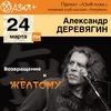 Александр Деревягин. 24 марта. Москва