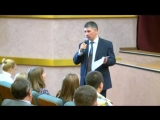 Дебаты в рамках предварительного голосования Единой России в Белокурихе 16 апрел