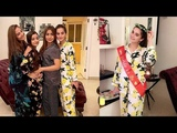Aiman Khan Bridal Shower Aiman Lokking Very Innocent On Her Bridal Shower Ceremony
