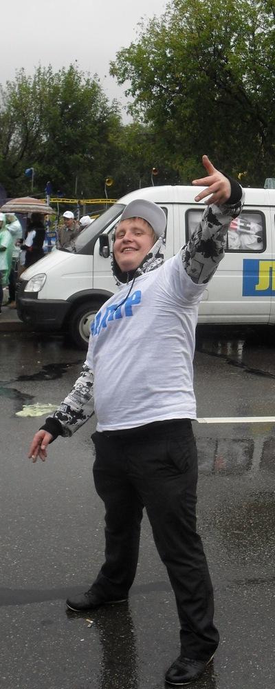 Максим Сергеев, 13 августа , Любытино, id26882684
