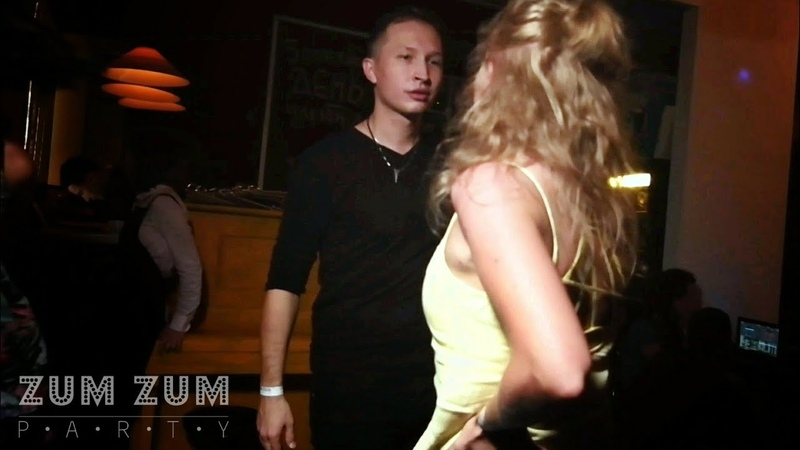 ZumZum Party. Dj Remy and Lesya Dugina. Zouk improvisation.