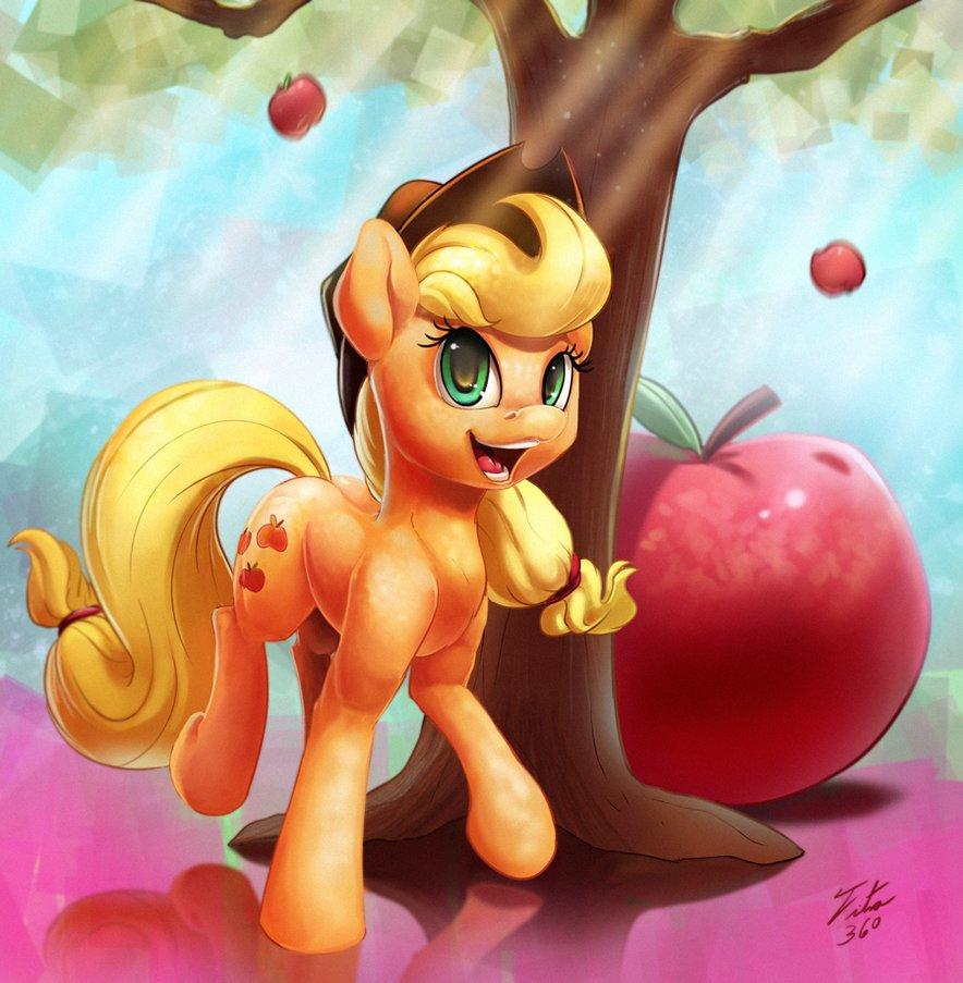 Маленькие Пони Свадьба Гонка (Little Pony Wedding Crushers)