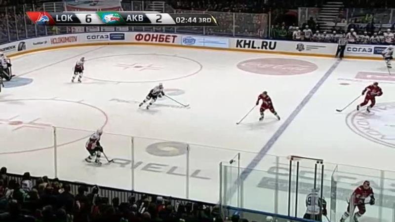 Моменты 2017 2018 Марков огорчает Динамо с помощью Никулина 12 10