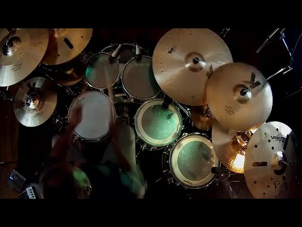 Eric Moore Zildjian Cymbals Grooves and Fills