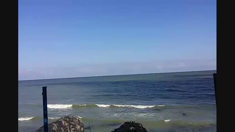 И снова море 😊