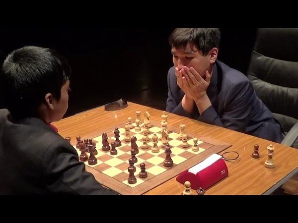 GM Wesley So - IM Praggnanandhaa Rameshbabu, Rapid chess, Richter-Veresov attack, PART I