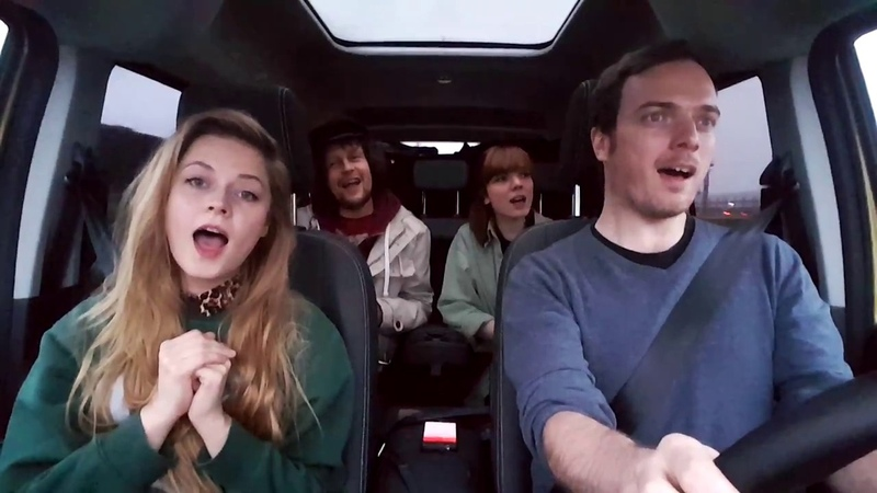 The Jooles - She's Electric (Oasis) - A-car-pella