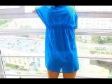 Девушка в прозрачном платье #6 | In transparent dress #6