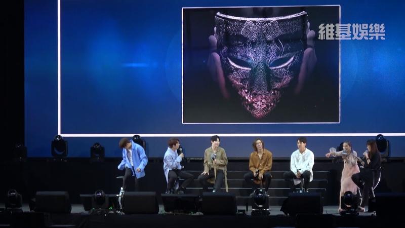 韓團 INFINITE 第10度訪台見面會