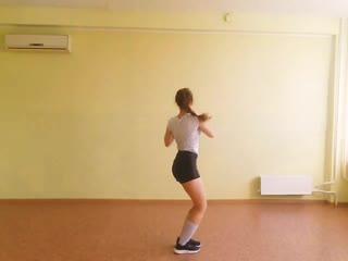 Зачет2: Регина - Fromis_9 - DKDK (dance practice by X-Motion)