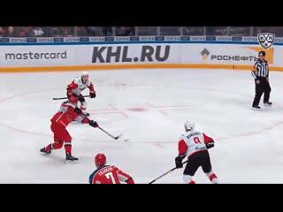 ЦСКА – Авангард. 1:0. Андрей Светлаков
