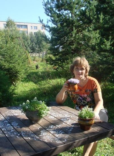 Любовь Миролюбова, 17 октября 1968, Харовск, id175174853